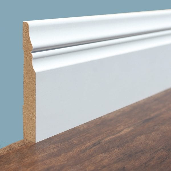 Primed moldings baseboards flooring wholesale and Baseboard height